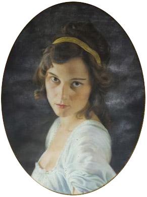 ovalportrait