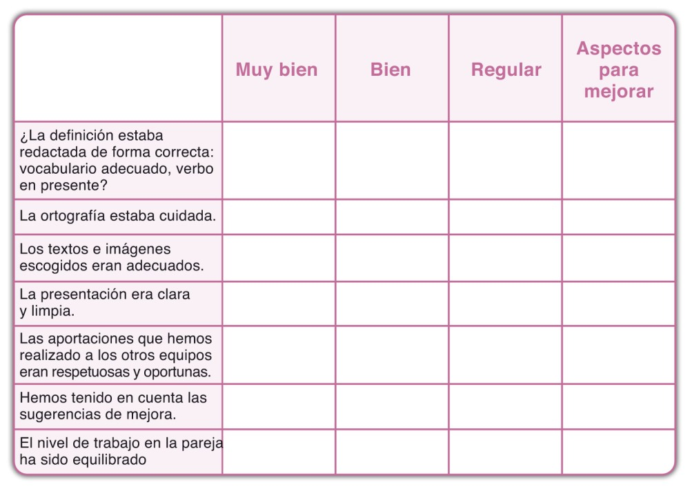 TABLAS LENGUA4
